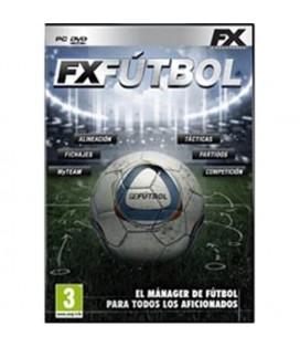 PC FX FÚTBOL