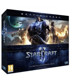 PC STARCRAFT II BATTLECHEST