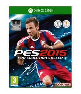 XBO PES 15 DAY ONE EDITION