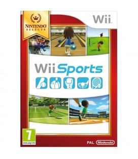 WII SPORTS SELECTS
