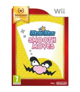 WII WARIO WARE SELECT