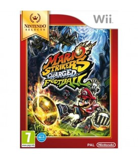 WII MARIO STRIKERS SELECTS