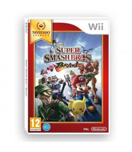 WII SUPER SMASH BROS. BRAWL NINTENDO SELECTS