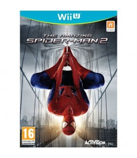 WIIU THE AMAZING SPIDERMAN 2