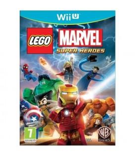 WIIU LEGO MARVEL SUPERHEROES