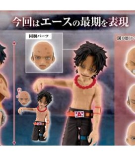 FIGURA BANPRESTO ONE PIECE CRY ACE BR SET 9 CM