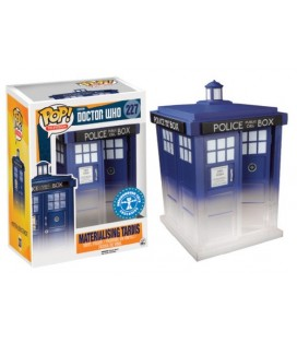 FIGURA POP DR WHO: TARDIS MATERIALISING
