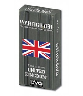 Warfighter - United Kingdom Expansion 6
