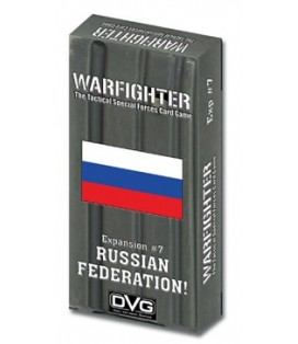 Warfighter - Russian Federation Expansion 7