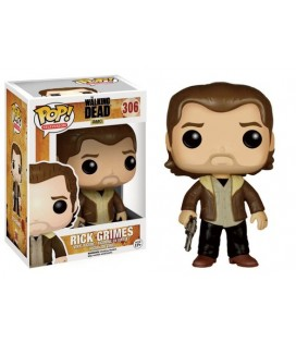 FIGURA POP WALKING DEAD - RICK GRIMES