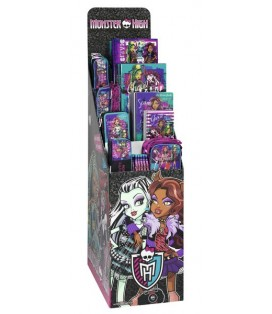MONSTER HIGH SCARIS - EXPOSITOR COLECCIÓN