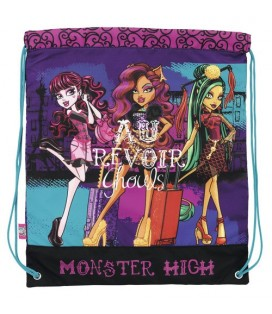 MONSTER HIGH SCARIS - SACO PLANO