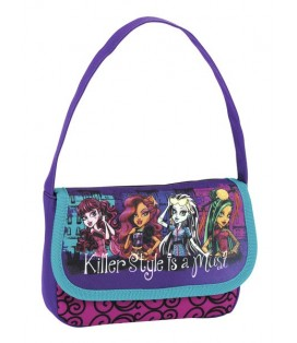 MONSTER HIGH SCARIS - BOLSITO CON SOLAPA