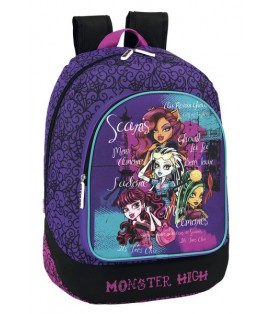 MONSTER HIGH SCARIS - DAY PACK ADAPTABLE A CARRO