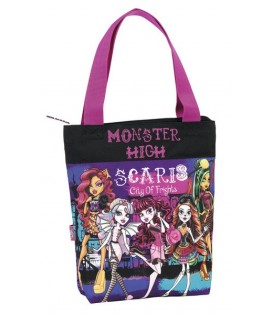 MONSTER HIGH SCARIS - BOLSO SHOPPING