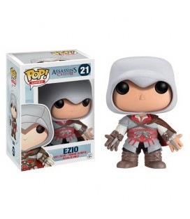 FIGURA POP VIDEOJUEGOS: ASSASINS CREED EZIO