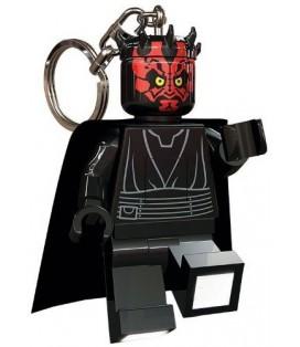 LLAVERO LINTERNA LEGO STAR WARS DARTH MAUL