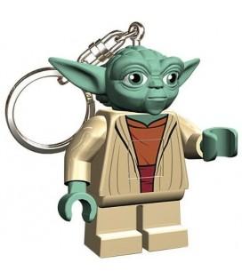 LLAVERO LINTERNA LEGO STAR WARS YODA