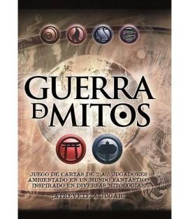 TCG GUERRA DE MITOS 1 NORDICOS Y JAPONESES