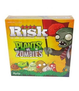 RISK PLANTS VS ZOMBIES *** INGLES ****