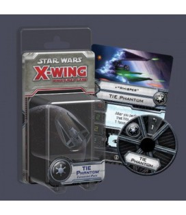STAR WARS X-WING MIN GAME: TIE PHANTOM * INGLES *