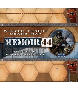 MEMOIR 44 : WINTER/DESERT MAPS * INGLES *