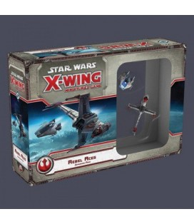 STAR WARS X-WING MIN GAME: REBEL ACES * INGLES *