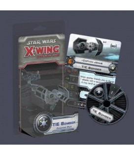 STAR WARS X-WING MIN GAME: TIE BOMBER * INGLES *