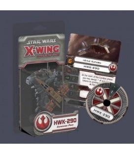 STAR WARS X-WING MIN GAME: HWK-290 * INGLES *