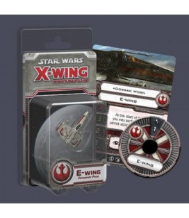 STAR WARS X-WING MIN GAME: E-WING * INGLES *