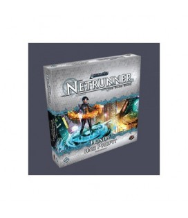 NETRUNNER LCG HONOR AND PROFIT * INGLES *