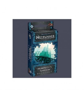 NETRUNNER LCG HUMANITY SHADOW DATA* INGLES *