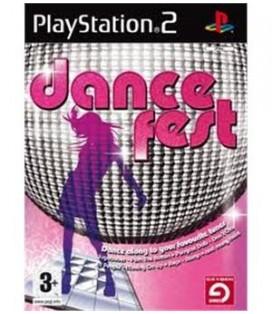 PS2 DANCE FEST