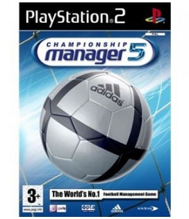 PS2 CHAMPIONSHIP MANAGER 5