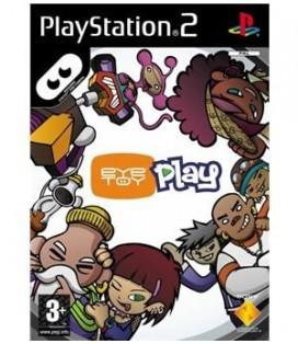 PS2 EYE TOY PLAT