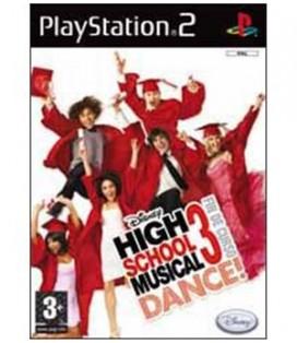 PS2 HIGH SCHOOL MUSICAL 3 FIN DE CURSO DANCE PACK