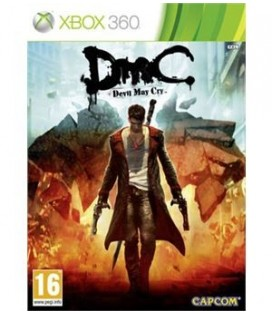 360 DMC DEVIL MAY CRY