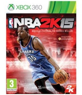 360 NBA 2K15