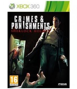 360 CRIMES & PUNISHMENTS - SHERLOCK HOLMES