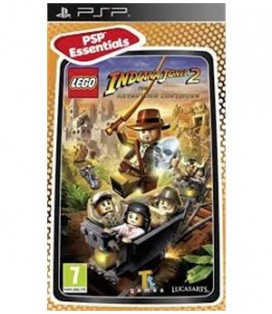 PSP LEGO INDIANA JONES 2 THE ADV CONTINUES ESS