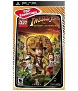 PSP LEGO INDIANA JONES THE ORIGINAL ADVENT ESSENT
