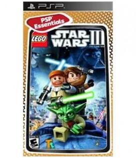 PSP LEGO STAR WARS III: CLONE WARS ESSENTIALS