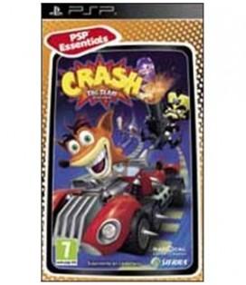 PSP CRASH TAG TEAM RACING ESSENTIALS