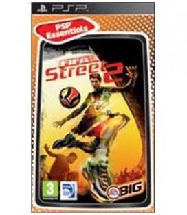 PSP FIFA STREET 2 ESSENTIAL
