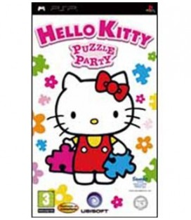PSP HELLO KITTY PUZZLE PARTY