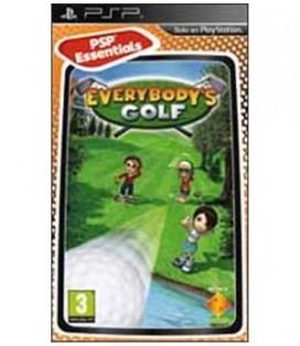 PSP EVERYBODY ´S GOLF ESSENTIALS