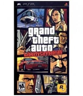 PSP GTA LIBERTY CITY STORIES