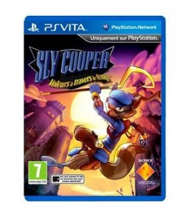PSV SLY COOPER THIEVES
