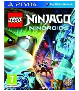PSV LEGO NINJAGO: NINDROIDS