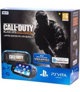 CON PSV +COD BLACK OPS+UNCHARTED DES.+MEMORY 4GB